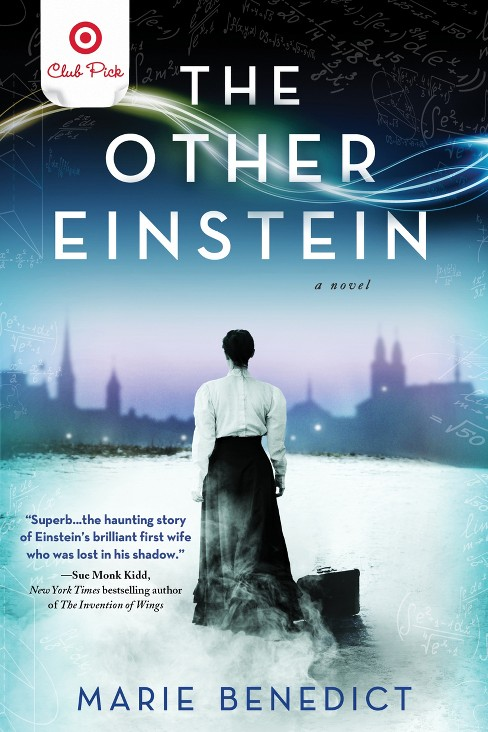 The Other Einstein Target Club Pick September Exclusive (Paperback) (Marie Benedict) - image 1 of 1