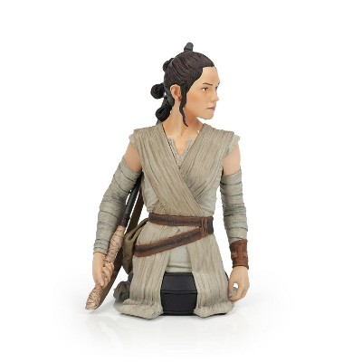 Gentle Giant Studios Star Wars: The Force Awakens Rey Figure Statue | 6-Inch Character Resin Bust