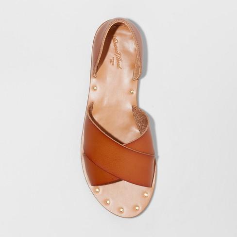 016e9c1d653 Women s Lois Open Toe Slide Sandals - Universal Thread™   Target
