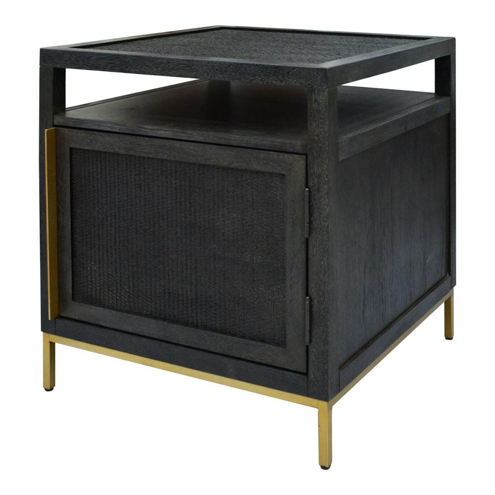 Image of Delancey End Table Black - Hopper Studio