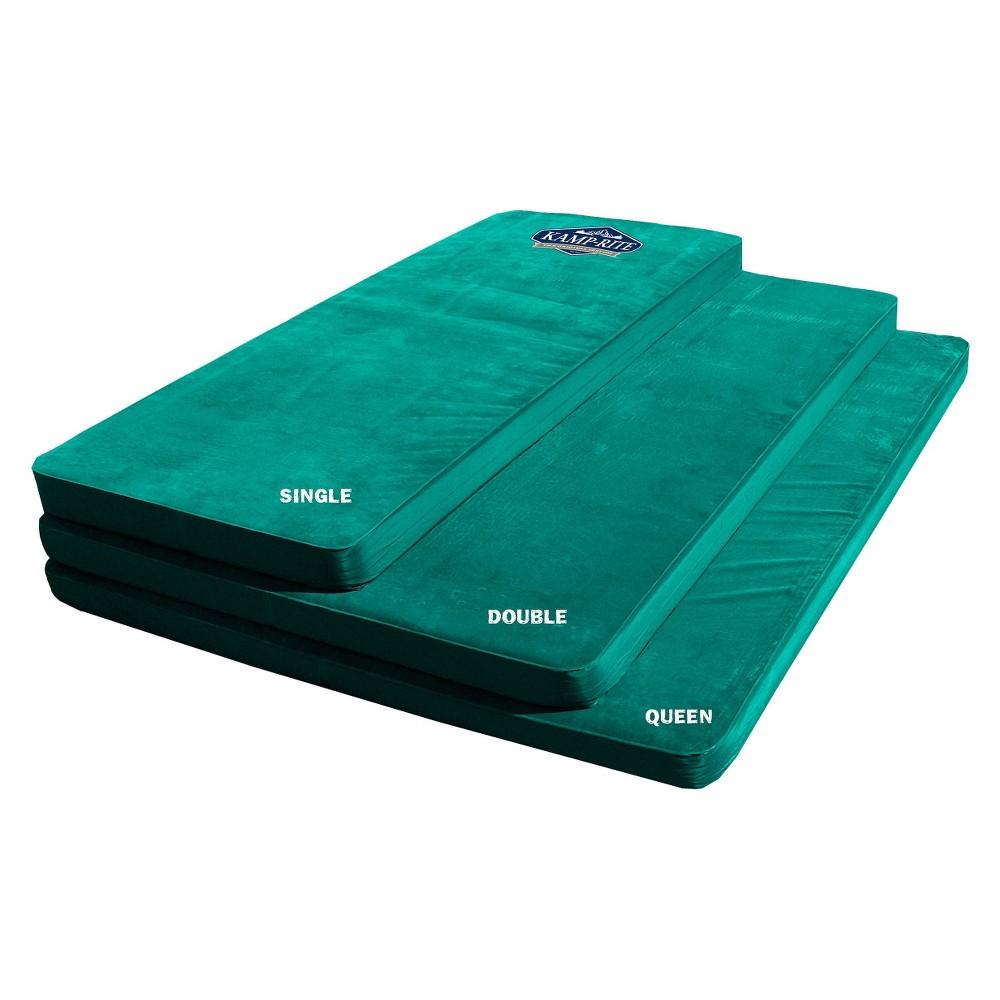 Kamp-Rite Queen Self Inflating Pad - Green (4)
