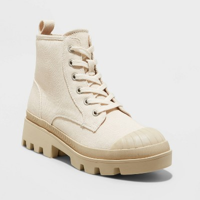 Women's Teagan Lace-Up Sneaker Boots - Universal Thread™