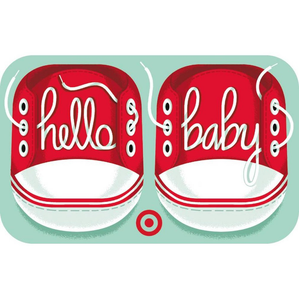 Baby Shoes $200 GiftCard, Target Giftcards