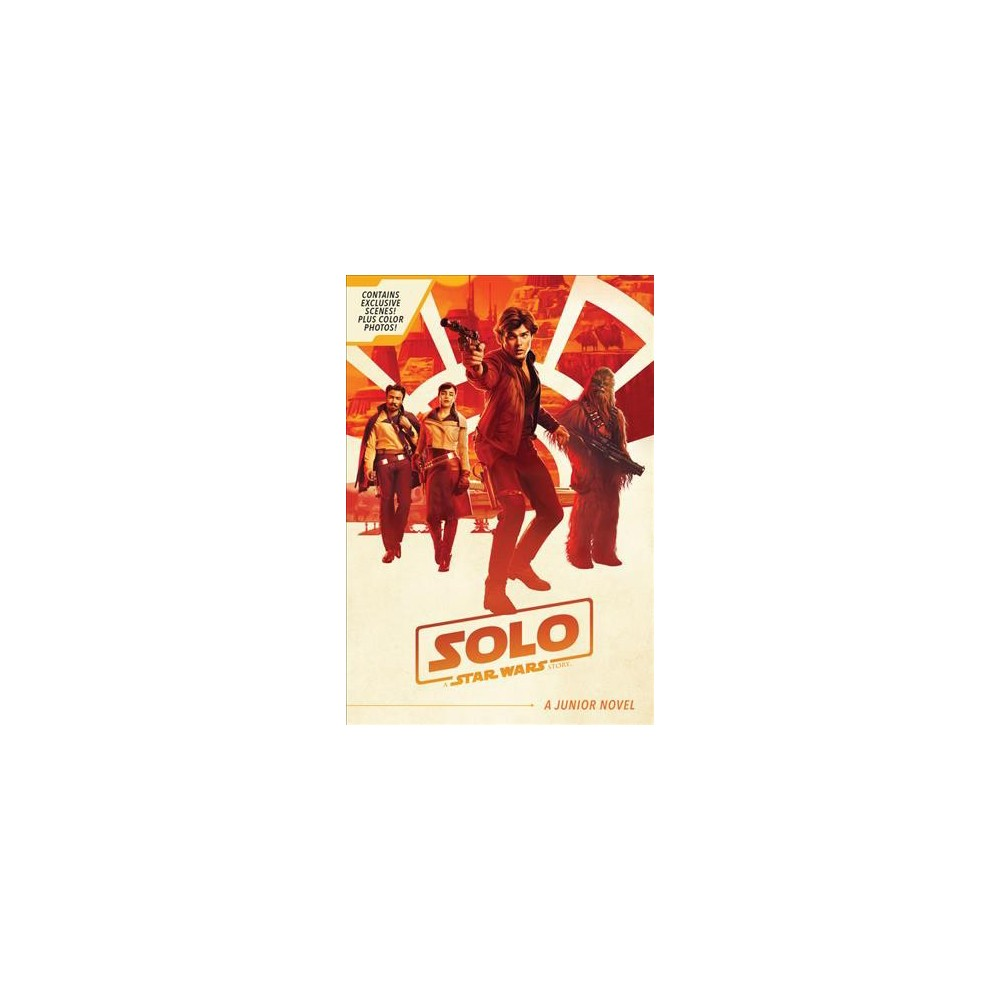 Solo - (Star Wars) by Joe Schreiber (Paperback)