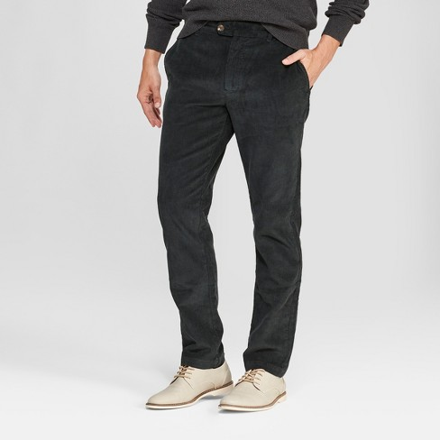 Men's Slim Fit Corduroy Trouser - Goodfellow & Co™ - image 1 of 3