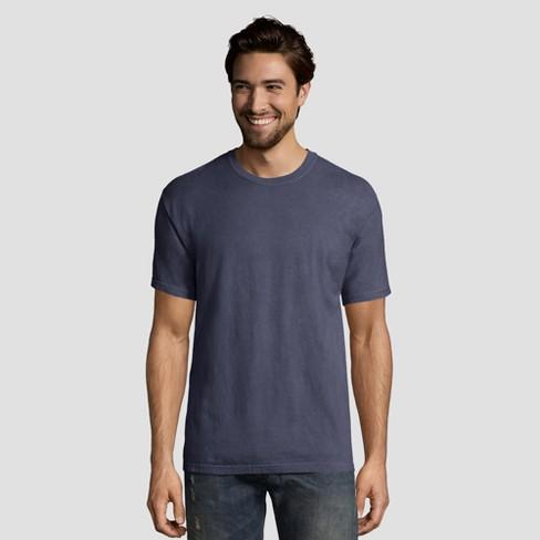Hanes 1901 Men's Short Sleeve T-Shirt - image 1 of 2