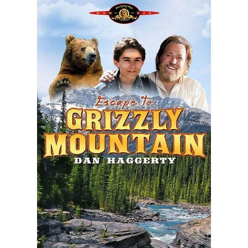 Escape To Grizzly Mountain (DVD) - image 1 of 1