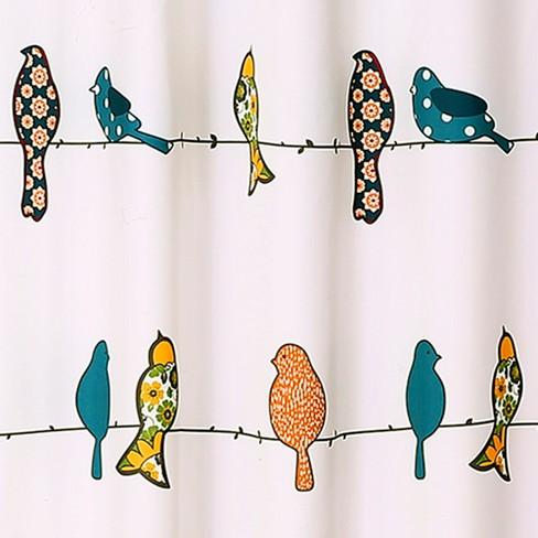 Rowley Birds Shower Curtain