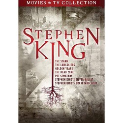 Stephen King TV and Film Collection (DVD)