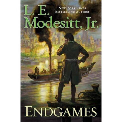Endgames - (Imager Portfolio) by  L E Modesitt (Hardcover) - image 1 of 1