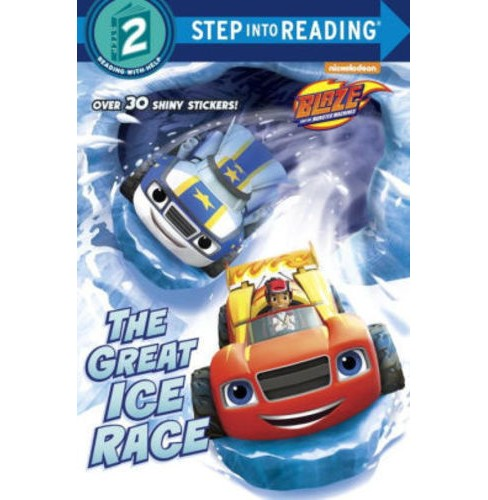 The Great Ice Race (Paperback) (Renee Melendez) - image 1 of 1