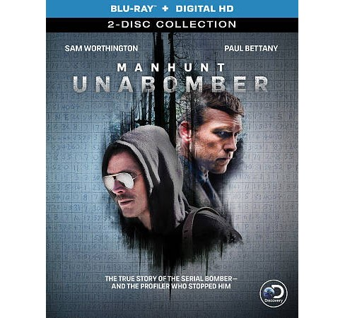 Manhunt:Unabomber (Blu-ray) - image 1 of 1