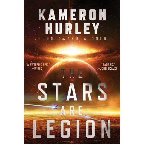 The Stars Are Legion - by  Kameron Hurley (Paperback) - image 1 of 1