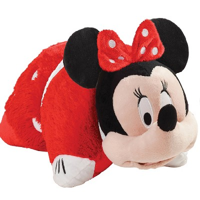 Jumbo Disney Minnie Mouse Plush - Pillow Pet