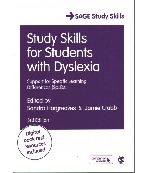 Study Skills for Students With Dyslexia : Support for Specific Learning Differences (Splds) (Paperback) - image 1 of 1