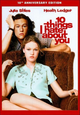 10 Things I Hate About You (10th Anniversary Edition)(dvd_video)
