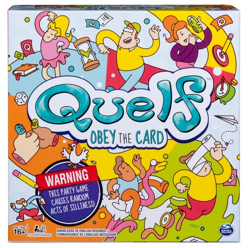 Quelf Board Game - image 1 of 4