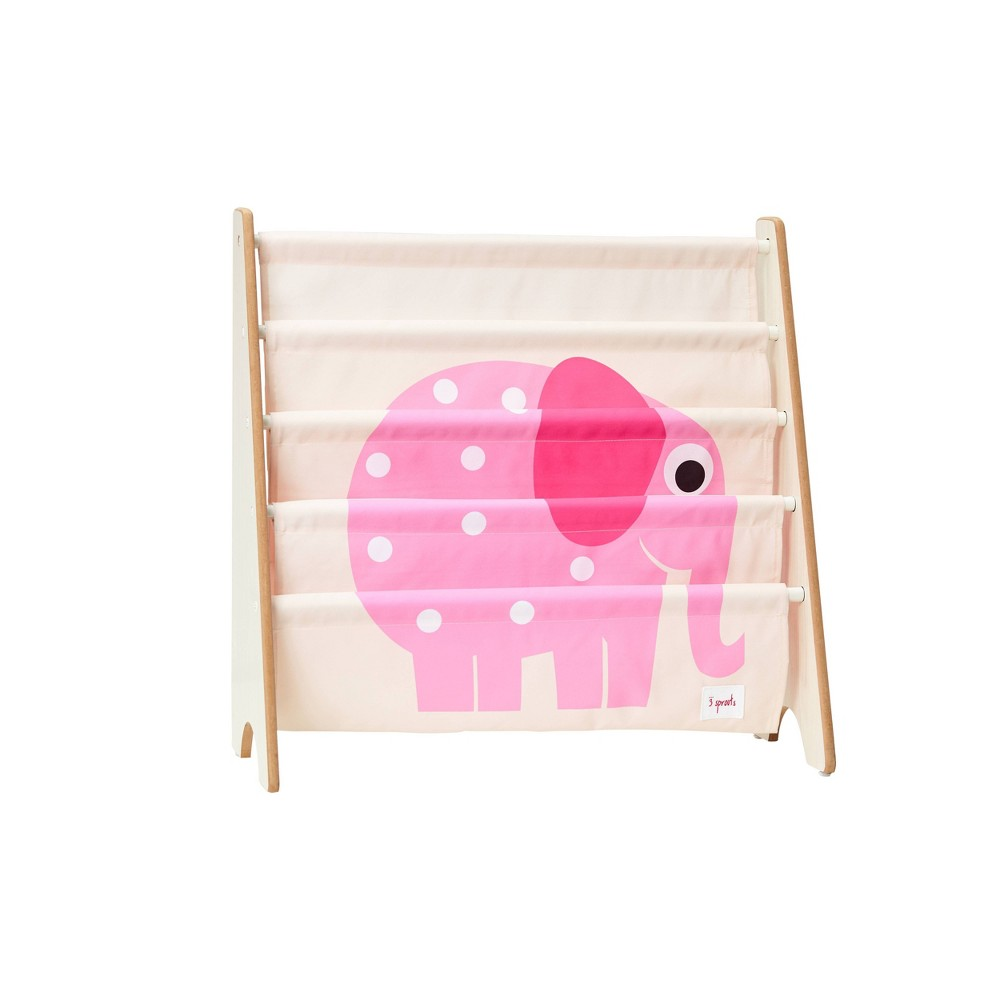 Image of Elephant Book Rack - 3 Sprouts