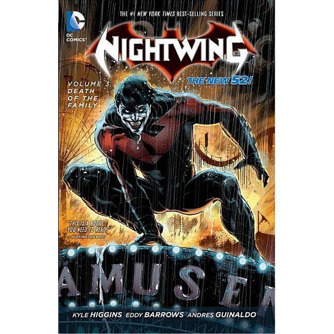 Death of the Family - (Nightwing (Numbered)) by  Kyle Higgins (Paperback) - image 1 of 1