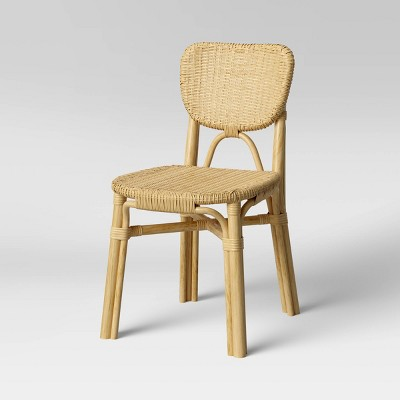 Canton Rattan and Woven Dining Chair - Threshold™