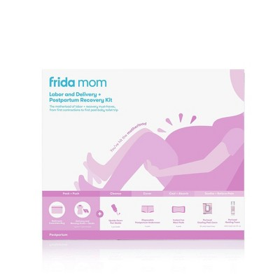 Frida Mom Hospital Bag Essentials Complete Kit