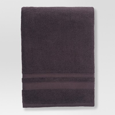 Performance Solid Bath Sheet Squirrel Nut Brown - Threshold™