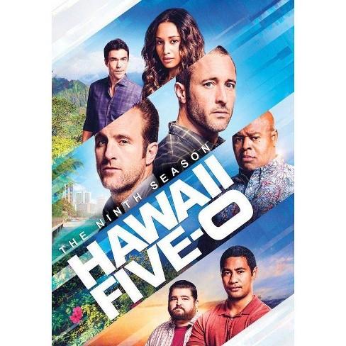 Hawaii Five-o (2010): The Ninth Season (DVD) - image 1 of 1