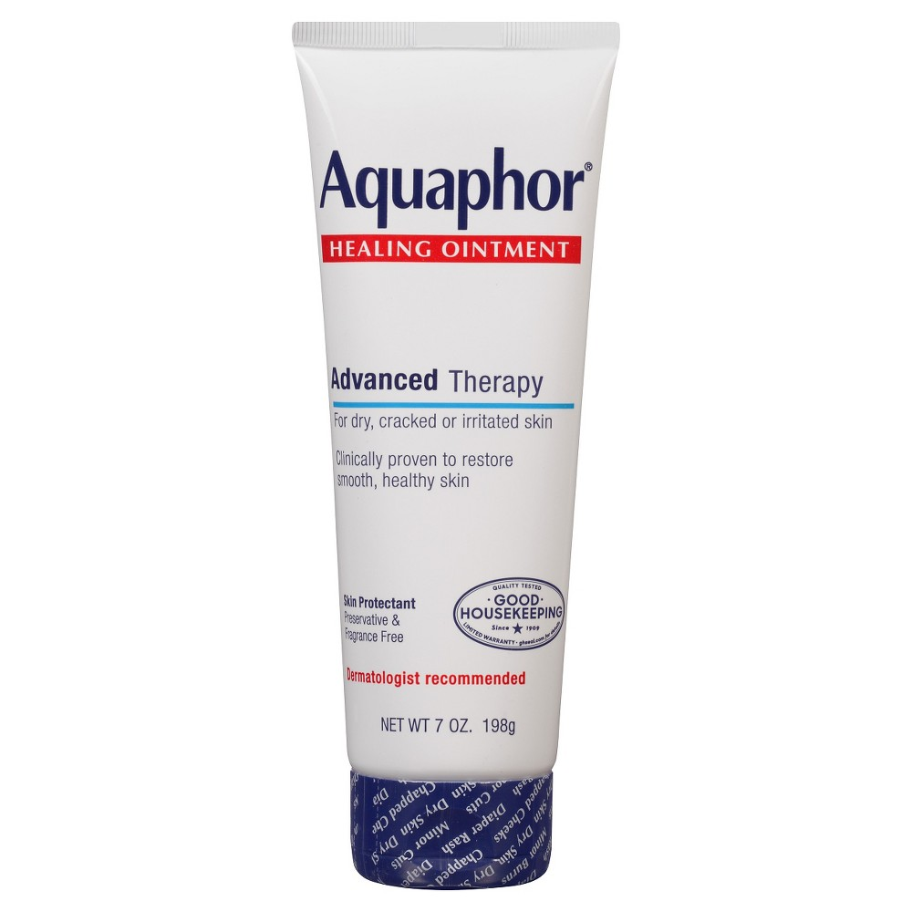 Image of Unscented Aquaphor Advanced Therapy Healing Ointment - 7oz