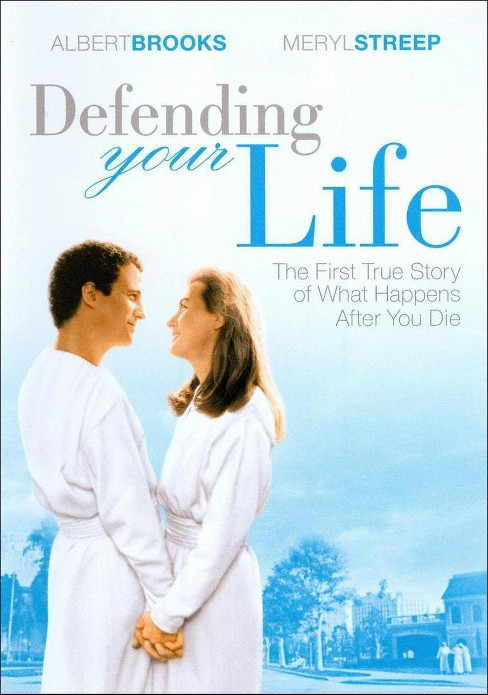 Defending your life (DVD) - image 1 of 1
