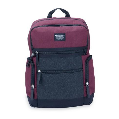 Eddie Bauer East Sound Side Pocket Back Pack Diaper Bag - image 1 of 4