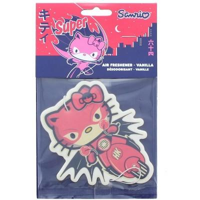 Seven20 Super Hello Kitty Air Freshener | Vanilla Scented