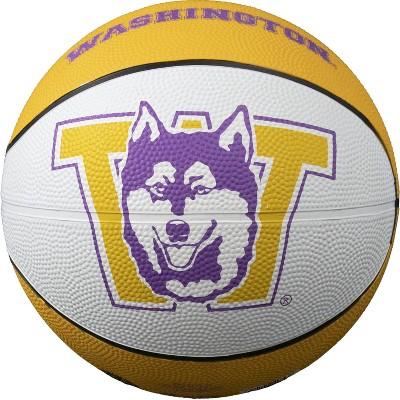 NCAA Washington Huskies Mini Basketball