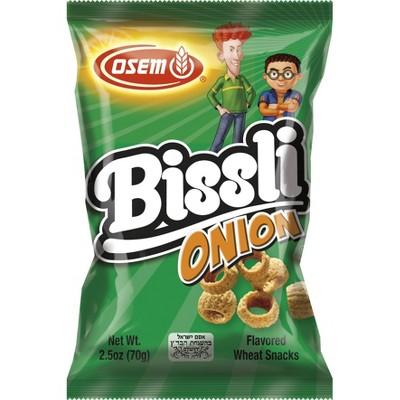 Osem Bissli Onion - 2.5oz