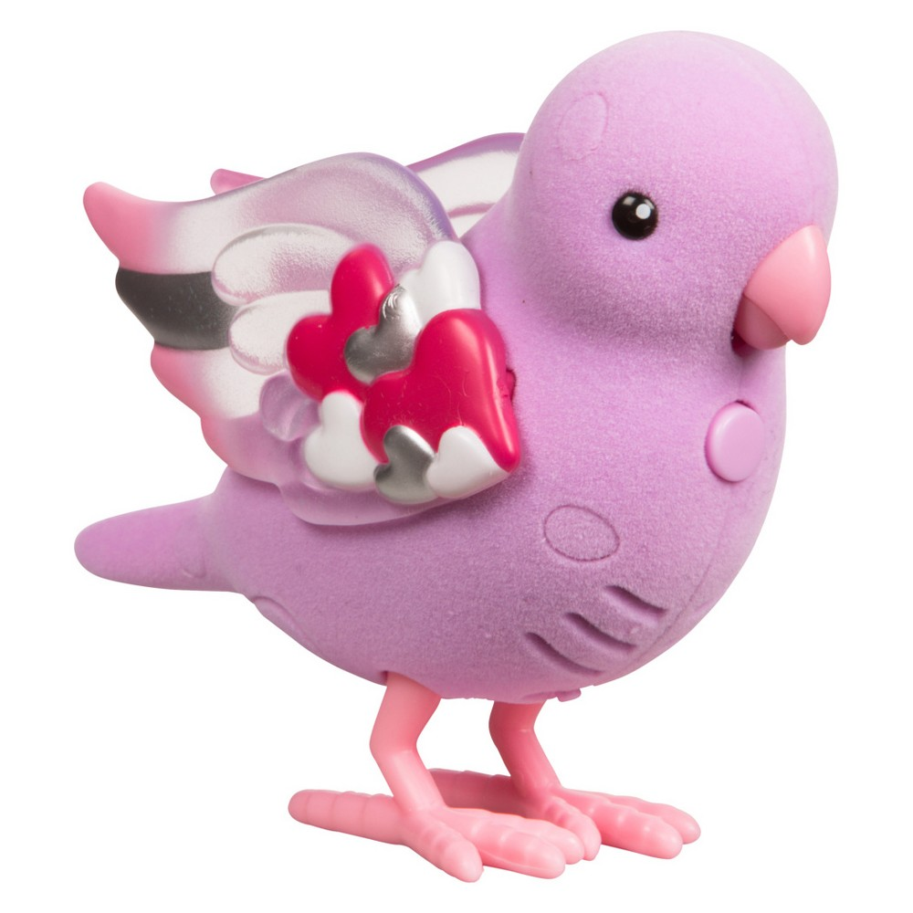 Little Live Pets Light Up Songbirds - Heart Beams