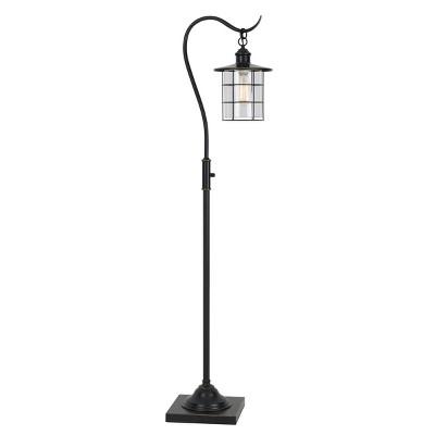 "59.5"" Silverton Floor Lamp (Includes Light Bulb) Dark Bronze - Cal Lighting"