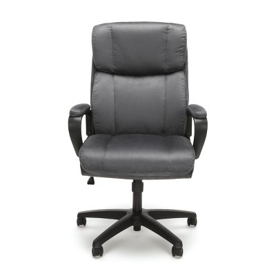 Plush High Back Microfiber Office Chair - OFM