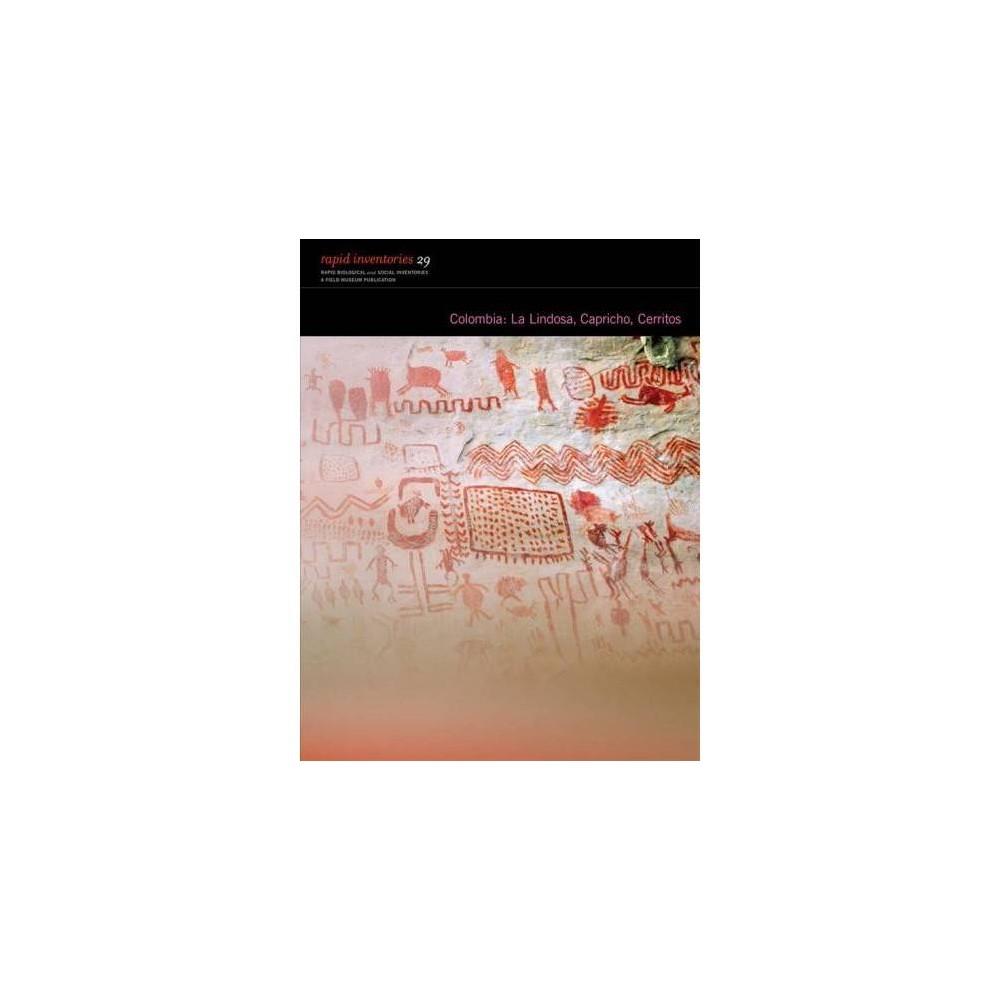 Colombia : La Lindosa, Capricho, Cerritos - Bilingual (Paperback)