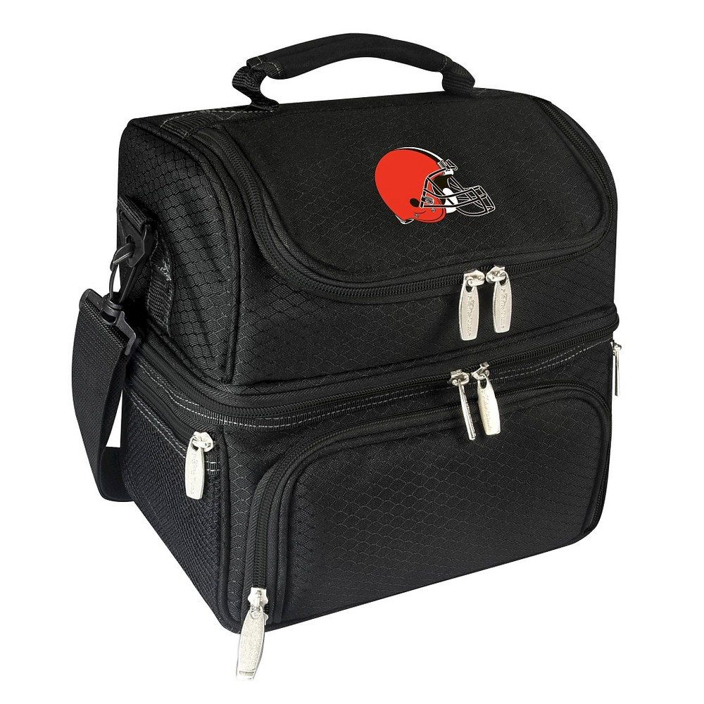Cleveland Browns - Pranzo Lunch Tote by Picnic Time (Black)