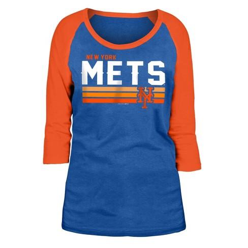 MLB New York Mets Women's T-Shirt - image 1 of 2