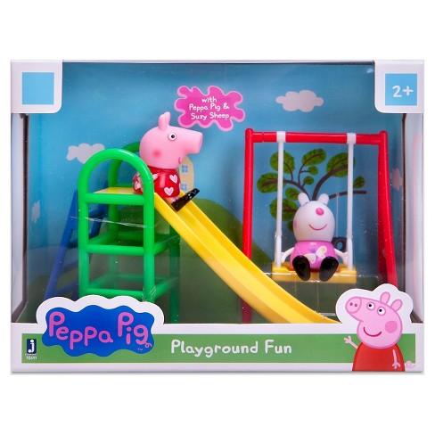 c32d1f6db Peppa Pig Peppa & Suzy Playground Fun : Target