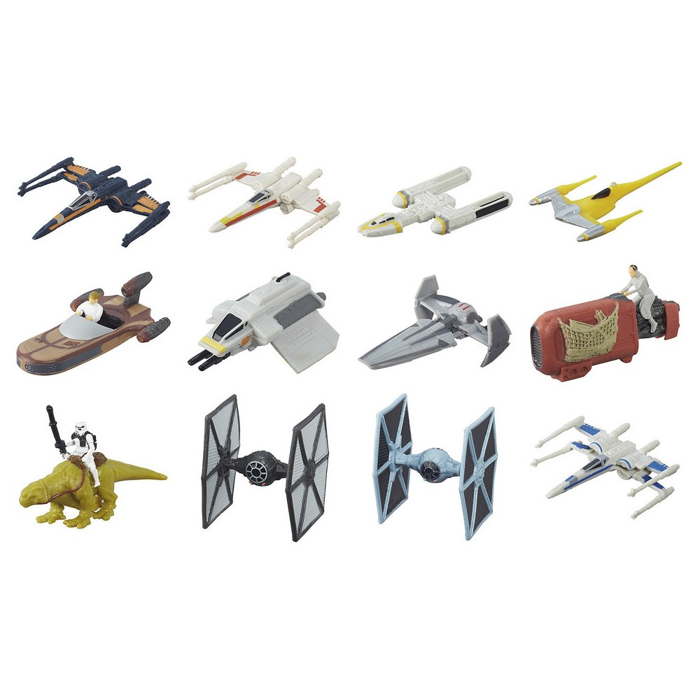 Star Wars The Force Awakens Micro Machines Series 3 Vehicle Blind Bag