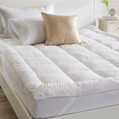 "Great Bay Home 2"" Overfilled Hypoallergenic Mattress Topper"
