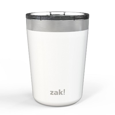 Zak! Designs 12oz Double Wall Stainless Steel Tumbler