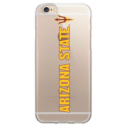 iPhone 7/6s/6 OTM Clear Case Arizona State University Clear Phone Case Spirit - OTM Essentials® - image 1 of 1