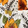 India Flower Vintage Apron - Design Imports - image 4 of 4
