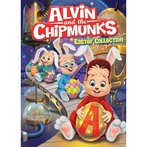 Alvin and the Chipmunks: Easter Collection - image 1 of 1