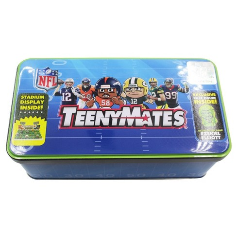 2017 Teenymates NFL Collector Tin - image 1 of 2
