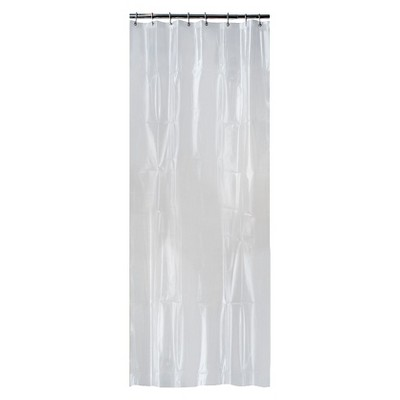 Medium Weight Shower Curtain Liner Clear - Threshold™