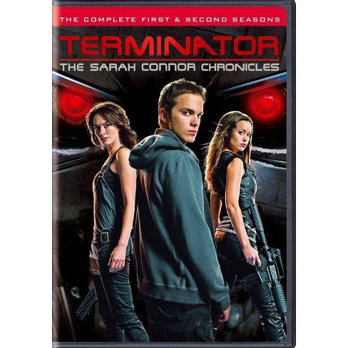 Terminator The Sarah Connor Chronicles: The Complete Series (DVD) - image 1 of 1