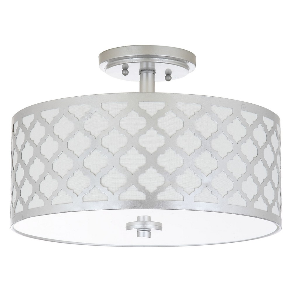 Ceiling Lights - Silver - Safavieh